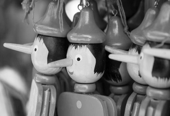 Pinocchio The Biggest Liar Deceptions Behind Procrastination