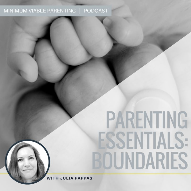 Episode 5: Parenting Essentials - Boundaries
