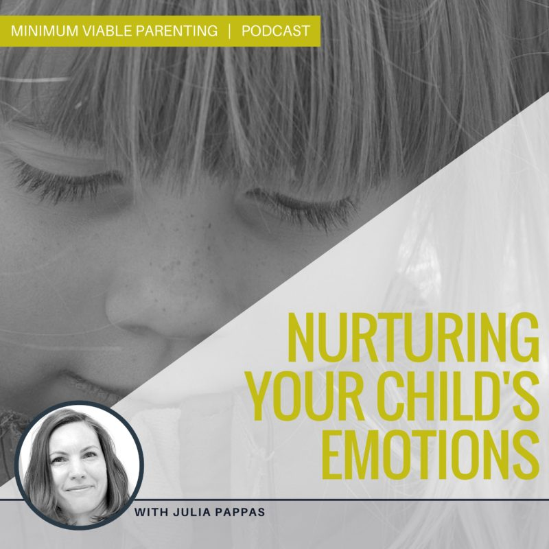 Episode 009: Nurturing Your Child's Emotions